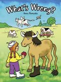 What's Wrong? Coloring Book