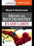 Baynes and Dominiczak's Medical Biochemistry Flash Cards: With Student Consult Online Access
