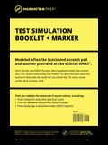 Manhattan GMAT Test Simulation Booklet W/ Marker [With Marker]