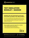 Manhattan Prep GMAT Test Simulation Booklet [With Marker]