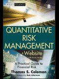 Quantitative Risk Management +