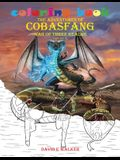 Coloring Book The Adventures of Cobasfang: War of Three Realms