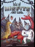 Isle of Misfits 1: First Class, Volume 1