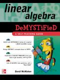 Linear Algebra Demystified