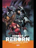 Heroes Reborn: Earth's Mightiest Heroes Companion Vol. 2