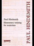 Elementary Training for Musicians