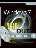 Windows 7 Inside Out, Deluxe Edition [With CDROM]