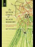 The Queer Limit of Black Memory: Black Lesbian Literature and Irresolution