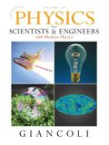 Physics for Scientists & Engineers with Modern Physics, Vol. 3 (CHS 36-44)