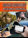 Amazon Rainforest Research Journal
