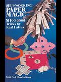 Self-Working Paper Magic: 81 Foolproof Tricks (Dover Magic Books)