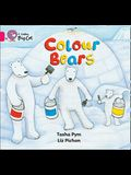 Colour Bears Workbook