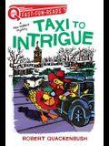 Taxi to Intrigue: A Miss Mallard Mystery