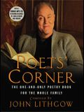The Poets' Corner: The One-And-Only Poetry Book for the Whole Family [With CD]
