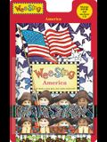 Wee Sing America [With CD]