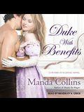 Duke with Benefits Lib/E
