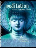 Meditation 2017 Engagement Calendar