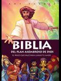 Biblia del Plan Asombroso de Dios: El Precio Que Pagó Para Ganar Tu Amor