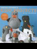 Martha Stewart's Kid's Projects Calendar