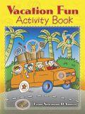 Vacation Fun Activity Book