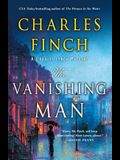 The Vanishing Man: A Charles Lenox Mystery