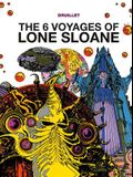 The Six Voyages of Lone Sloane, Volume 1