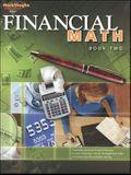 Steck-Vaughn Financial Math: Reproducible Book 2