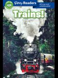 Ripley Readers Level2 Trains!