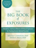 The Big Book of Exposures: Innovative, Creative, and Effective Cbt-Based Exposures for Treating Anxiety-Related Disorders