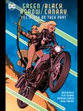 Green Arrow/Black Canary: Till Death Do They Part