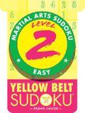 Martial Arts Sudoku® Level 2: Yellow Belt Sudoku™ (Martial Arts Puzzles Series)
