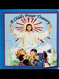 A Child's Prayer Treasury (Puzzle Book): St. Joseph Puzzle Book: Book Contains 5 Exciting Jigsaw Puzzles