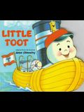 Little Toot Board Book