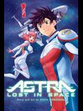 Astra Lost in Space, Vol. 1, Volume 1: Planet Camp