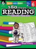 180 Days of Reading for Sixth Grade (Grade 6): Practice, Assess, Diagnose