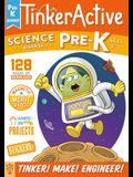 Tinkeractive Workbooks: Pre-K Science