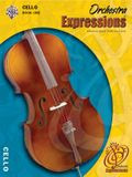 Orchestra Expressions, Book One Student Edition: Cello, Book & CD