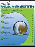 Math Mammoth Grade 1-B Worktext