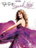 Taylor Swift, Speak Now: Easy Piano