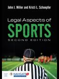 Legal Aspects of Sports [With Access Code]