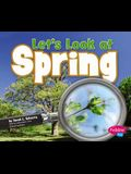 Let's Look at Spring (Investigate the Seasons)