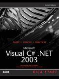 Microsoft Visual C#.Net 2003 Kick Start