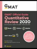 GMAT Official Guide 2020 Quantitative Review: Book + Online