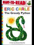 The Greedy Python/Ready-To-Read Level 1