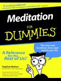 Meditation for Dummies .