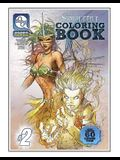 Soulfire Coloring Book Volume 2