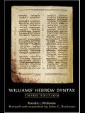 Williams' Hebrew Syntax, Third Edition (Revised)