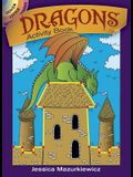 Dragons Activity Book