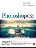 Photoshop Cs5: Essential Skills [With DVD]