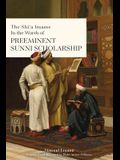 The Shī'a Imams in the words of Preeminent Sunni Scholarship